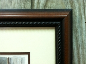 Brown Frame 1