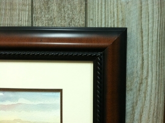 Brown Frame 2